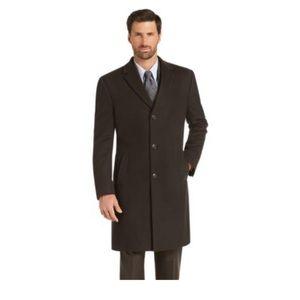 Jos a bank top coat men's